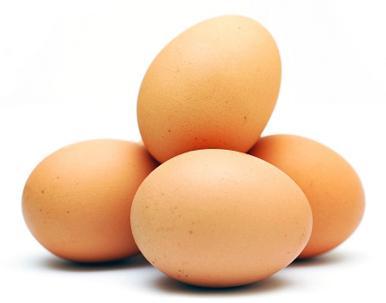 Menghilangkan flek hitam dengan putih telur
