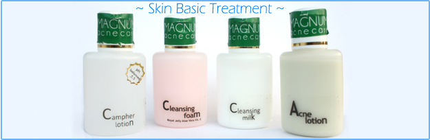 Skin Basic Treatment
