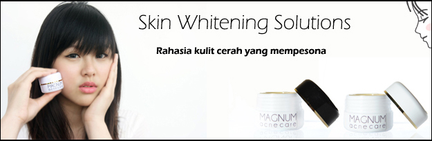 Skin Whitening Solutions