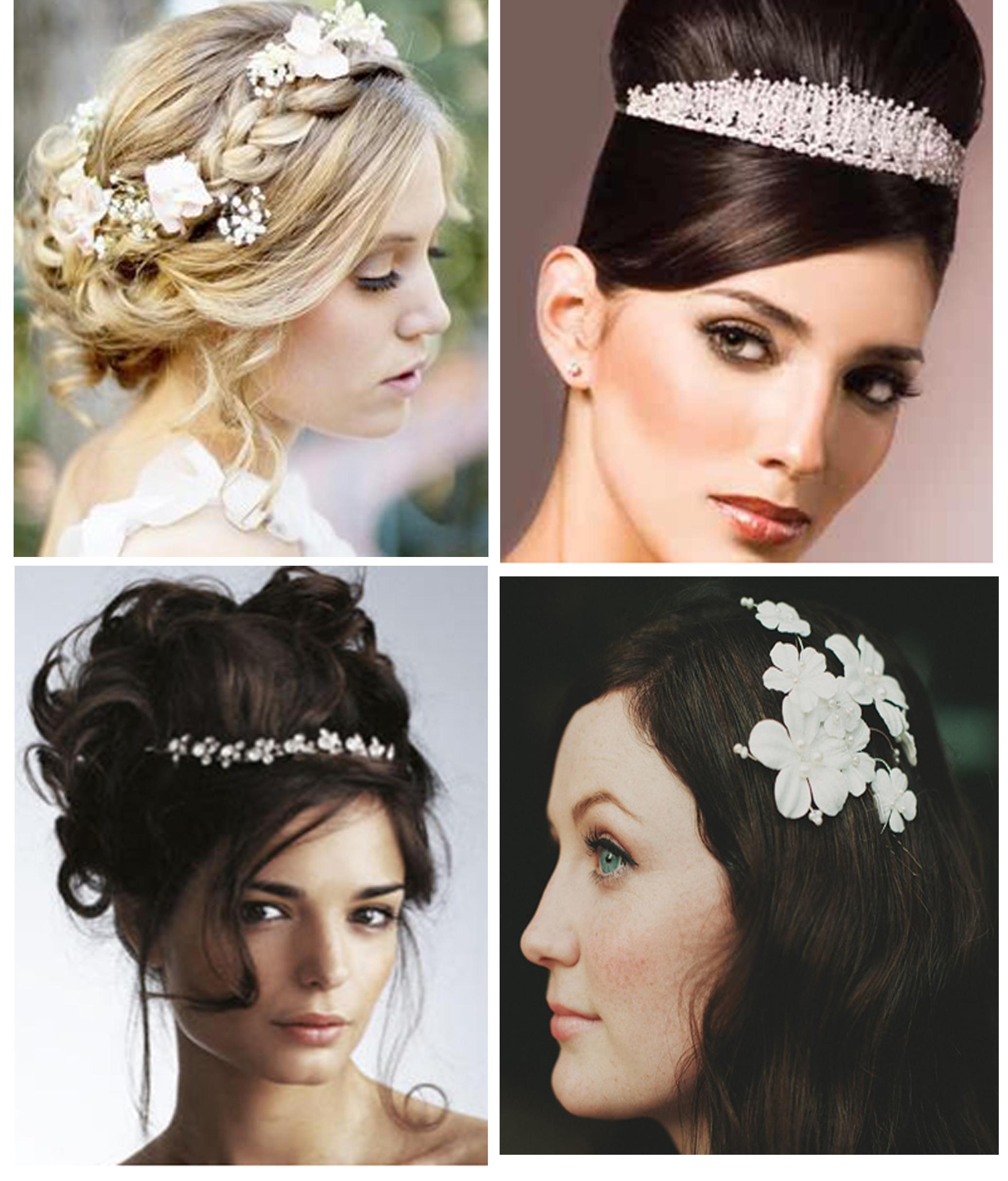 model rambut pernikahan